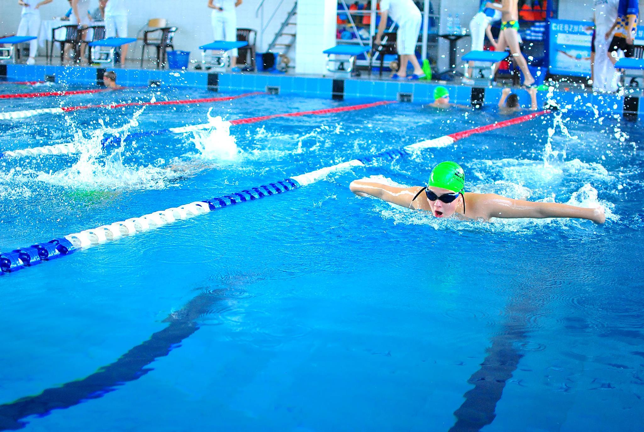 pływanie czechowice